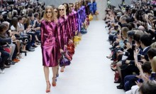 Burberry Prorsum Catwalk